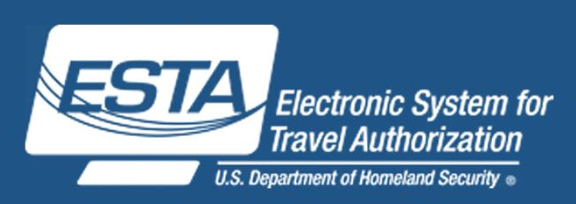 アメリカ入国のための事前登録